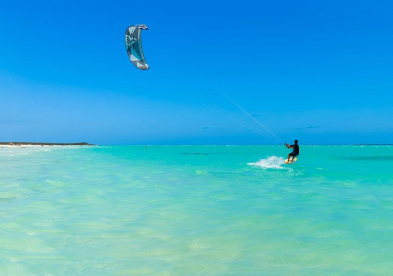 kite surfing Varadero beach